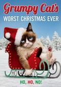Grumpy Cat's Worst Christmas Ever