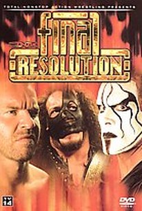 TNA Wrestling - Final Resolution 2007