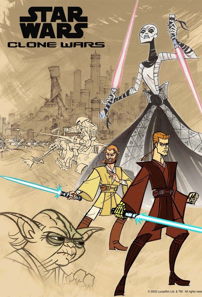 star wars clone wars 2003 stream