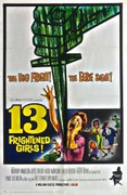 13 Frightened Girls (The Candy Web)
