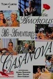 The Amorous Mis-Adventures of Casanova