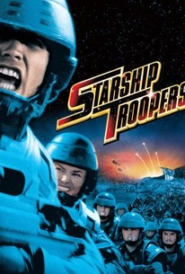 Starship Troopers Cast