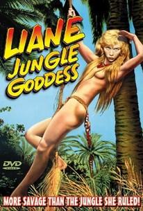 Liane, das Mädchen aus dem Urwald (Liane, Jungle Goddess)