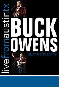Buck Owens - Live From Austin, Texas