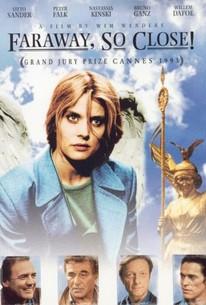 Faraway So Close 1993 Rotten Tomatoes
