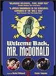 Welcome Back Mr. McDonald