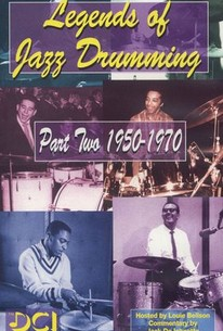 Legends of Jazz Drumming, Part 2: 1950-1970