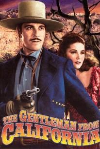 Gentleman from California
