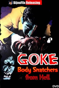 Goke, Body Snatcher from Hell