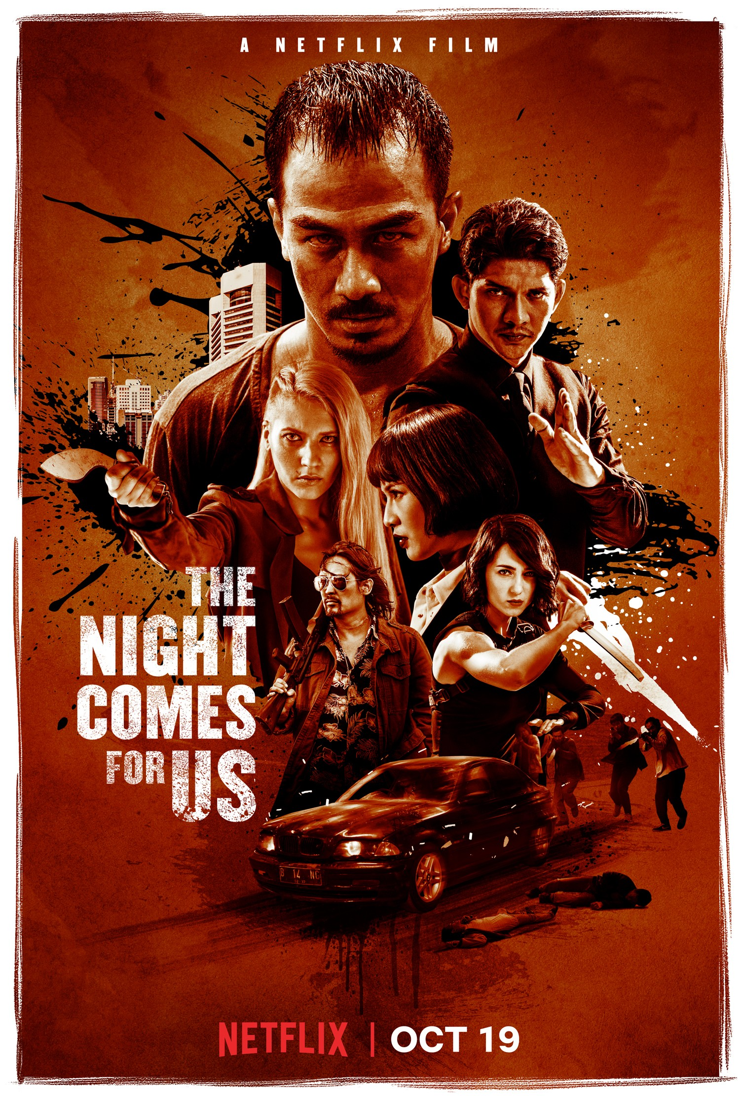 The Night Comes For Us 2018 Rotten Tomatoes