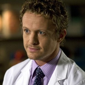 David Lyons as Dr. Simon Brenner