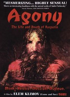 Agony: The Life and Death on Rasputin