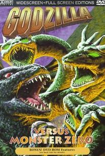 Godzilla Vs. Monster Zero