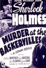 Murder at the Baskervilles (Silver Blaze)