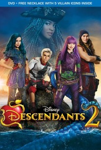 Descendants 2 movie poster