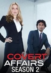 Covert Affairs: Season 2