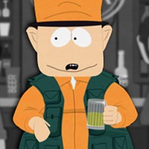 Jimbo is voiced by Matt Stone