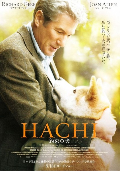 Hachi: A Dog's Tale (2009) Bluray Subtitle Indonesia
