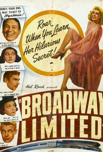 Broadway Limited (The Baby Vanishes )
