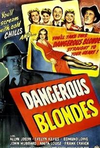 Dangerous Blondes