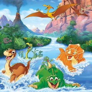 The Land Before Time: Journey of the Brave (2016) - Rotten