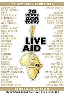 Live Aid - 20 Years Ago Today - The Story of Live Aid