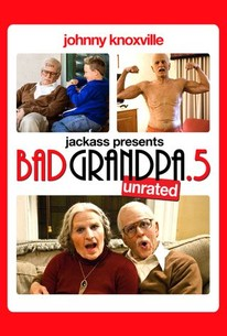 Jackass Presents: Bad Grandpa .5 (Unrated)