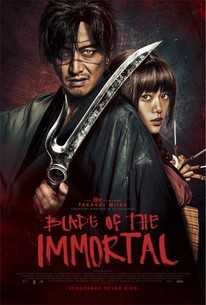 Blade of the Immortal (Mugen no jûnin) (2017) - Rotten Tomatoes