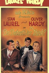 Do Detectives Think?