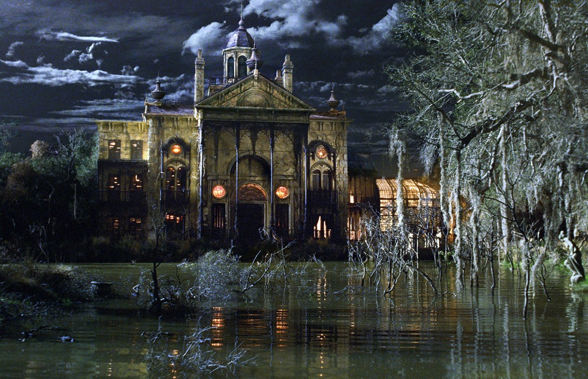 Image result for Haunted Mansion Movie