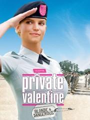 Private Valentine: Blonde & Dangerous