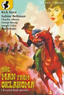 Oklahoma John (The Man from Oklahoma) (Ranch of the Ruthless)