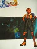 Fainaru fantajî X (Final Fantasy X)
