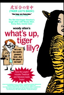 What's Up, Tiger Lily?