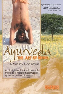 Ayurveda: the Art of Being