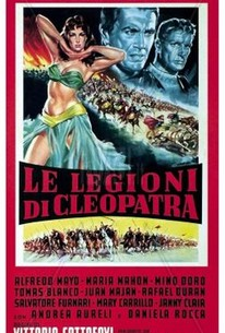 Le legioni di Cleopatra (Legions of the Nile)