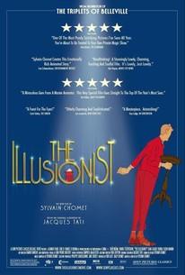 The Illusionist (L'illusionniste)