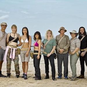 Celebrity Island with Bear Grylls