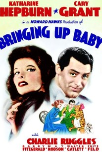 Image result for Bringing Up Baby 1938