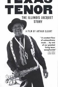 Texas Tenor: The Illinois Jacquet Story