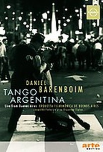 Daniel Barenboim - Tango Argentina: Live From Buenos Aires