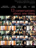 Thirteen Conversations About One Thing