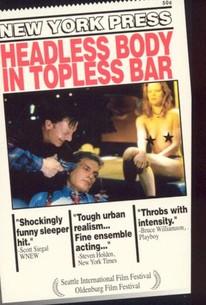 Headless Body in a Topless Bar