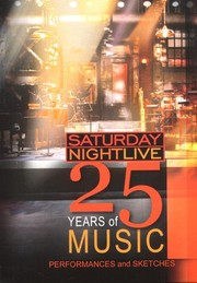 SNL: 25 Years of Music (Saturday Night Live - 25 Years of Music)