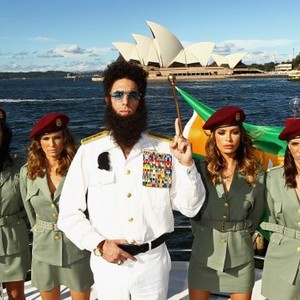 The Dictator (2012) - Rotten Tomatoes