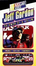 Jeff Gordon: Triumph Of A Dream