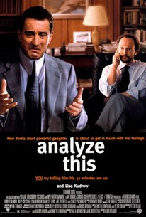Analyze This 1999 Rotten Tomatoes