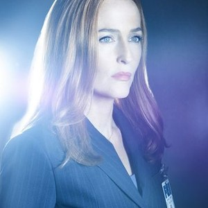 Gillian Anderson as FBI Special Agent Dana Scully