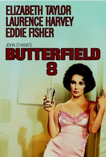 Image result for butterfield 8 poster