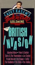 Casey Kasem's Rock 'n' Roll Goldmine: The British Invasion